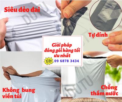 Túi gói hàng Dutu